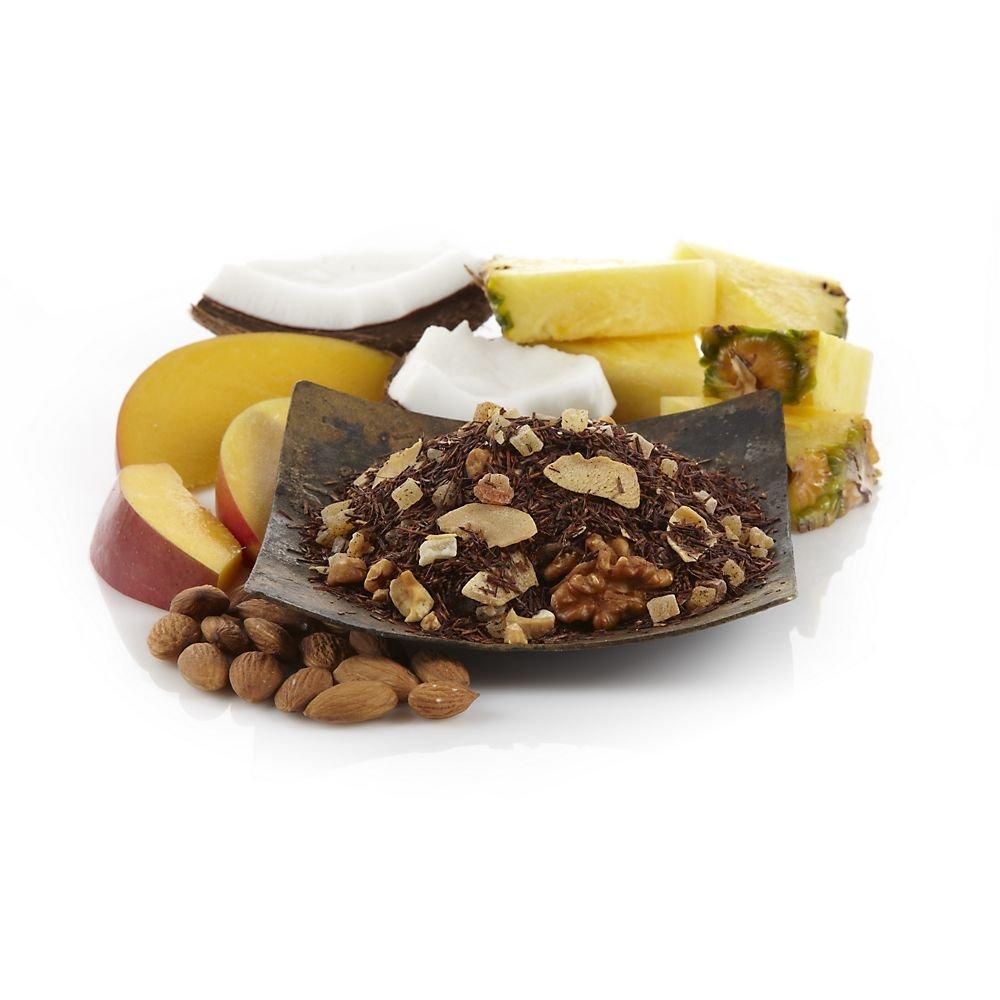 Teavana Tropical Nut Paradise Loose-Leaf Rooibos Tea, 4oz 61hICxRGJUL._SL1000_