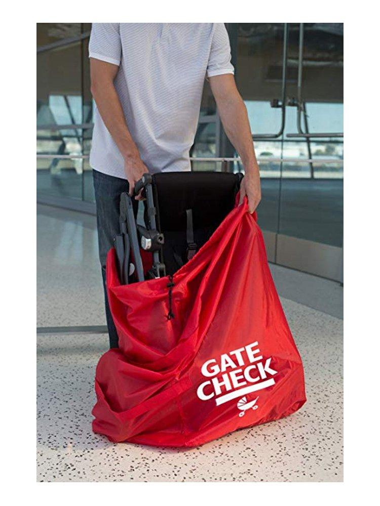 color rojo # 81559 Bolsa de viaje con asa de cincha para cochecitos est/ándar y dobles