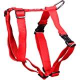PetsLike Full Harness, Large (Red)