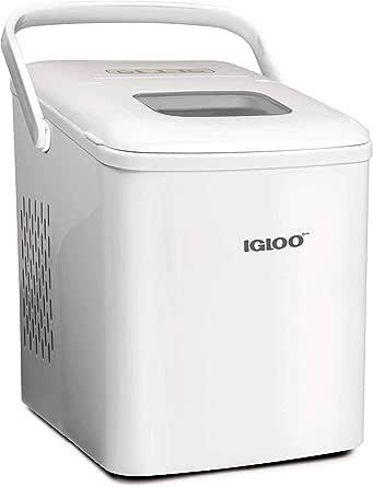 Amazon.com: Igloo ICEB26HNWHN Automatic Self-Cleaning ...