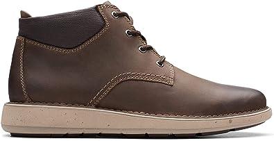 Dibuja una imagen Darse prisa sentido común  Clarks Un Larvik Top, Botas clásicas. para Hombre: Amazon.es: Zapatos y  complementos