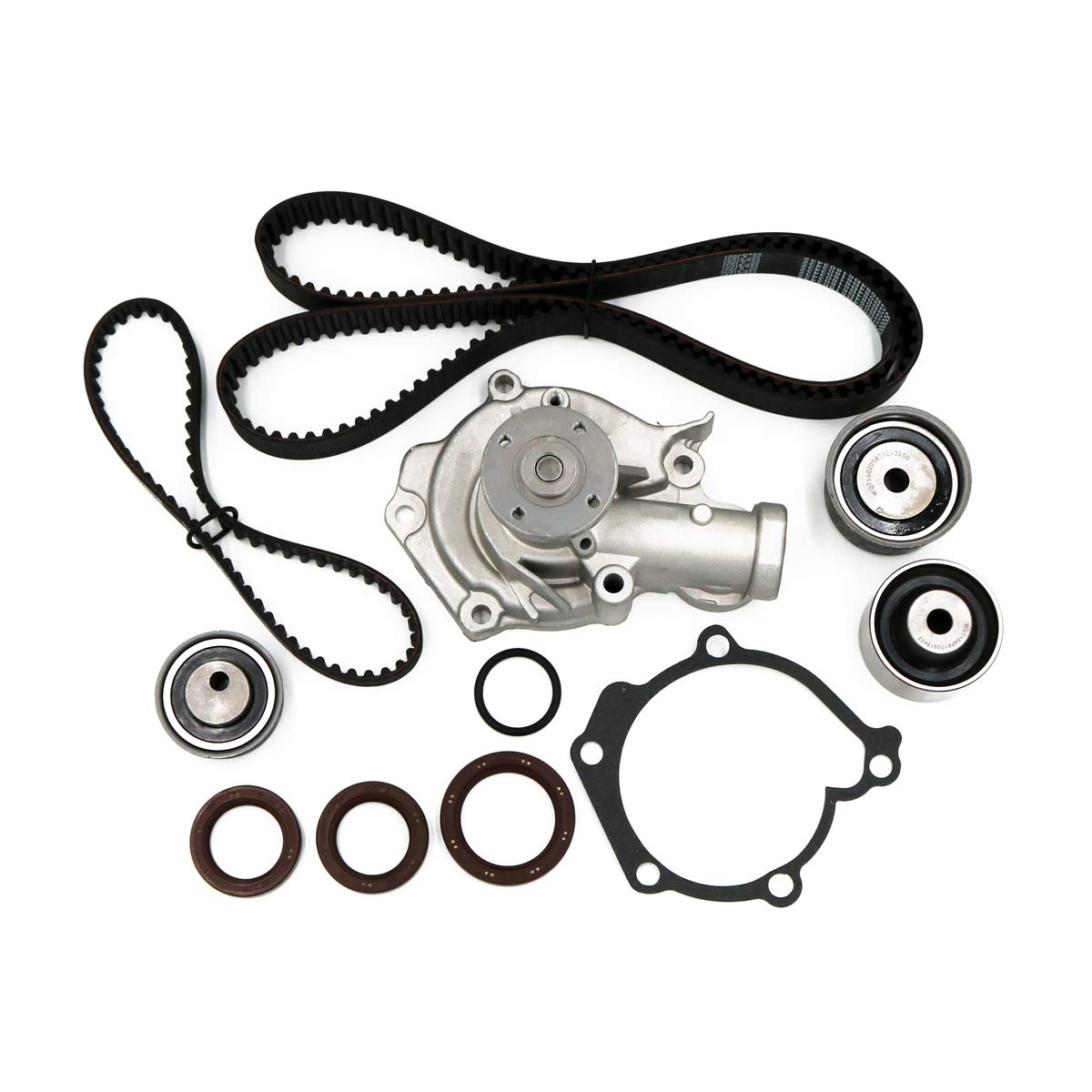Timing Belt Kit Water Pump Fits 2.4L G4JS Hyundai Sonata Santa Fe Kia Optima