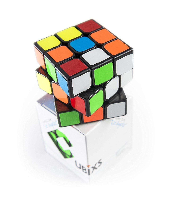 3x3 Zauberwürfel - Original Cubixs Speedcube - Typ Los Angeles - mit optimierten Dreheigenschaften für Speed-Cubing Pentra David Penner