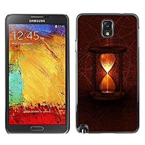 GagaDesign Phone Accessories: Hard Case Cover for Samsung Galaxy Note 3 - Mystical Time