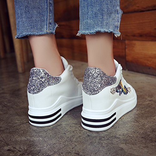 And New Shoes Sports GTVERNH Spring Autumn Thirty nine Women'S Women'S Shoes Increased Shoes T5EaBnYqW