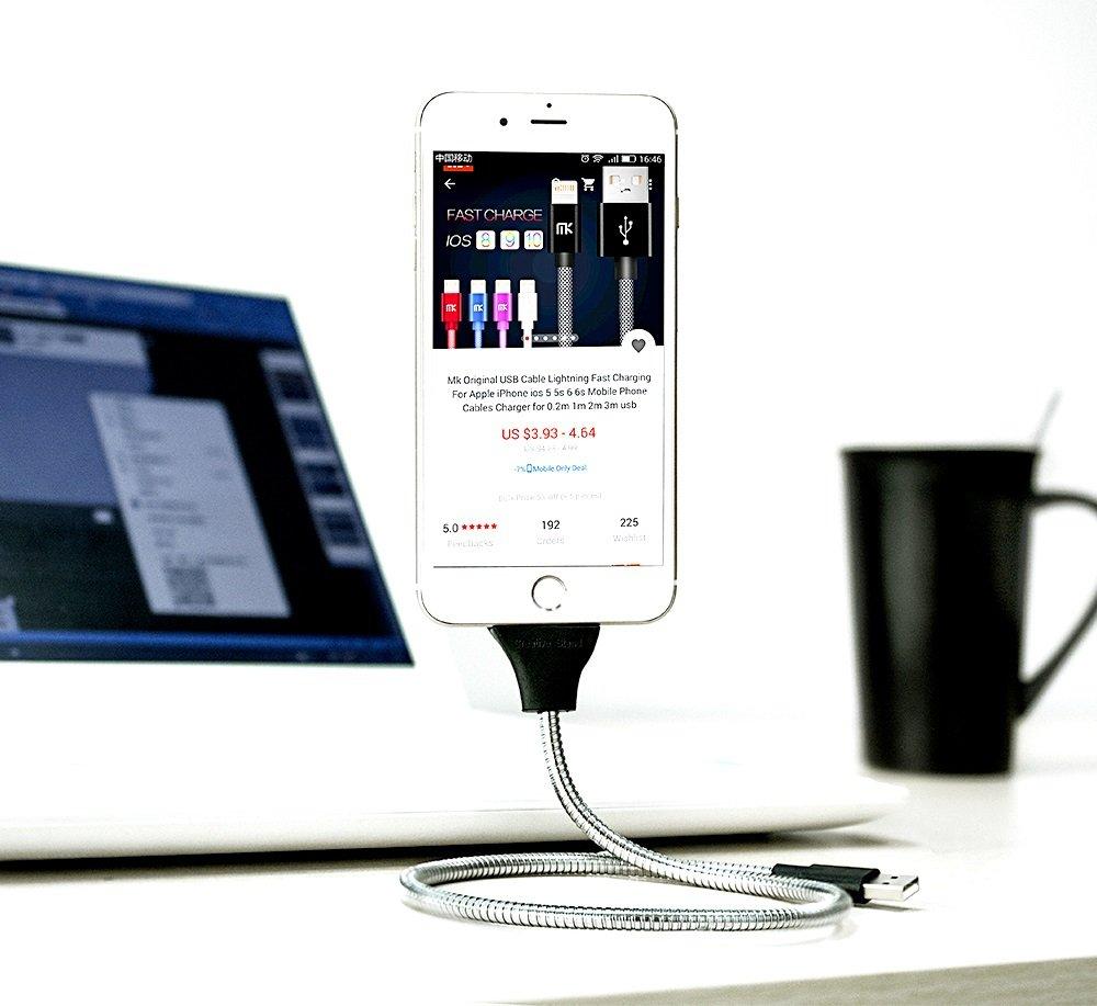 Bellatio Cable Compatible con Samsung Galaxy A3 2017 Cable ...