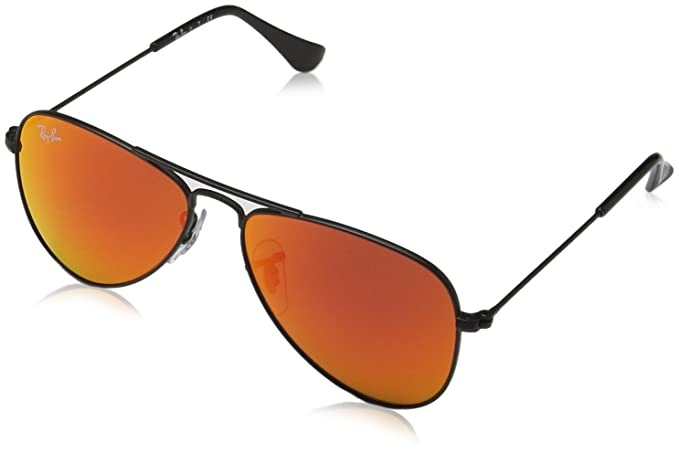 Ray-Ban Junior RJ9506S Sonnenbrille Mattgold 249-4V 50mm hCYhrG