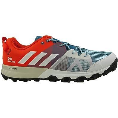 sale retailer 2544e 8d169 adidas - Kanadia 8 TR Herren Laufschuh orange EU 44 23