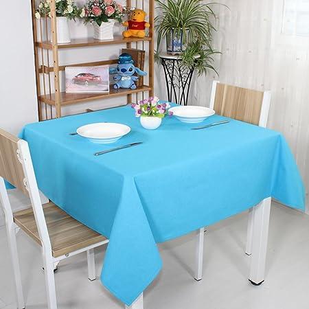 Simple moderna mesa de comedor sólida Bubu Artes/ Manteles de mesa ...