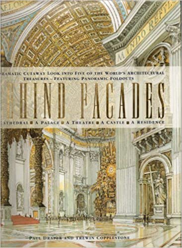 Book Behind Facades (A Marshall edition)