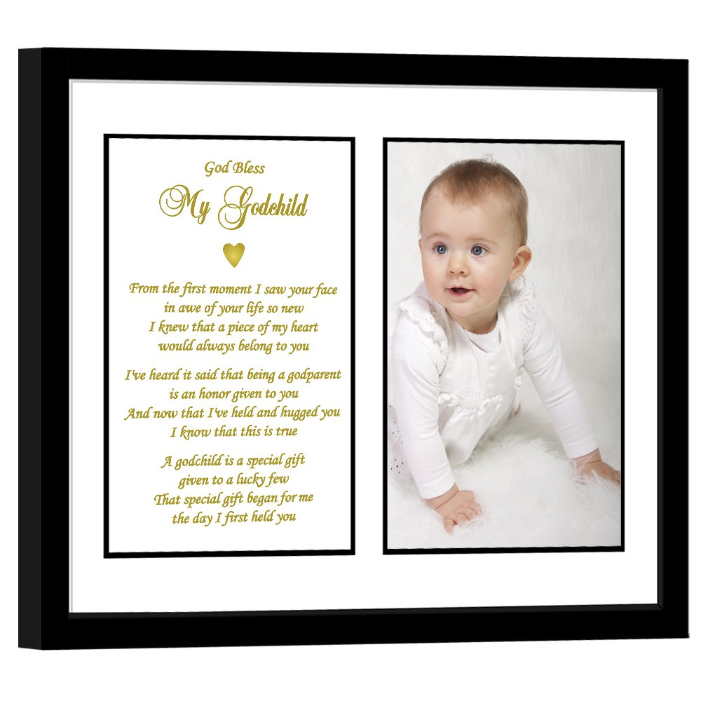 Amazon.com : Godchild Gift from Godfather for a Baptism or Birthday ...