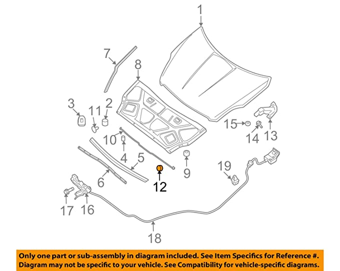 1248175815 Mercedes Benz OE Factory E320 Trunk Badge Emblem Nameplate