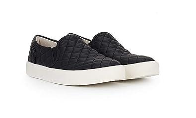 1163ab969 Sam Edelman Women s Ezzie Leather Slip on Sneaker (7