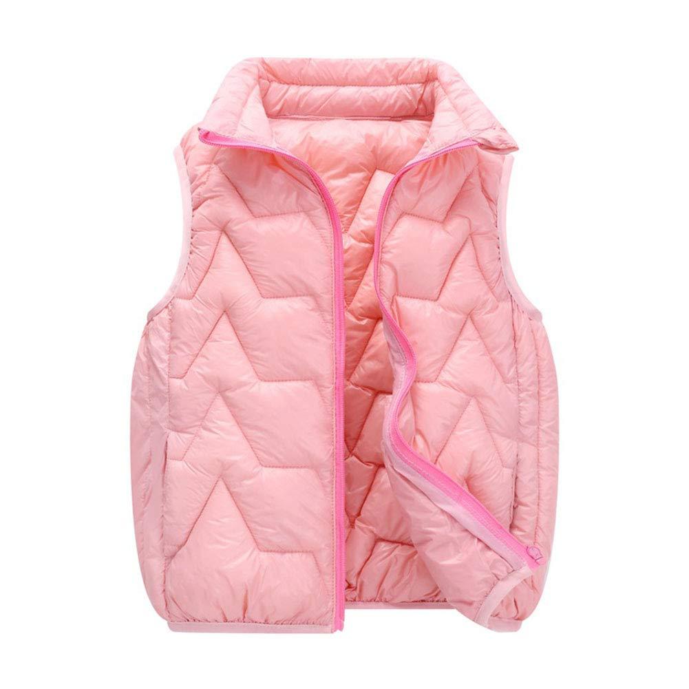 LOSORN ZPY Kids Baby Boy Girl Warm Puffer Vest
