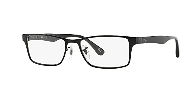 c2a96c29dee Amazon.com  RAY BAN 6238 SIZE 53 READING GLASSES +1.25  Clothing