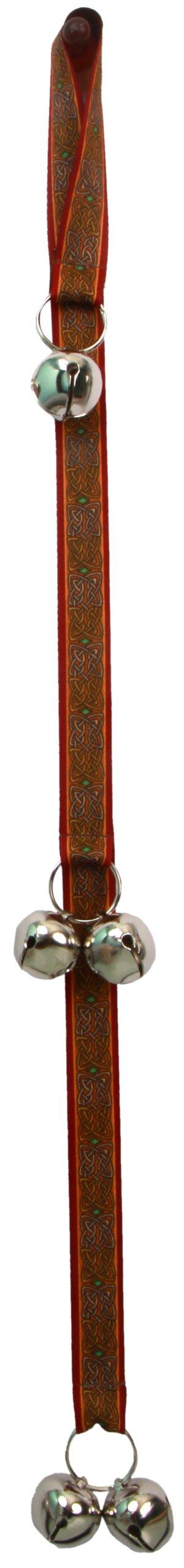 Yellow Dog Design Ding Dog Bell, Celtic