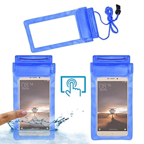 pretty nice ca7e3 92c35 Acm Waterproof Bag Case for Xiaomi Redmi 3s Prime: Amazon.in ...