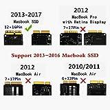 PCIe SSD Reader for MacBook Air Pro Retina USB 3.0
