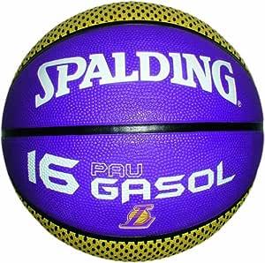 Spalding 73-864Z Pau Gasol - Balón de baloncesto nocolor Talla:7 ...
