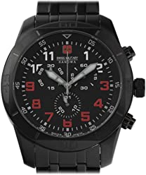 Swiss Military Hanowa Watch 06-5265.13.007.04 - Plated Stainless Steel Gents Quartz Chronograph