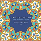 Music of Morocco: Recorded By Paul Bowles 1959