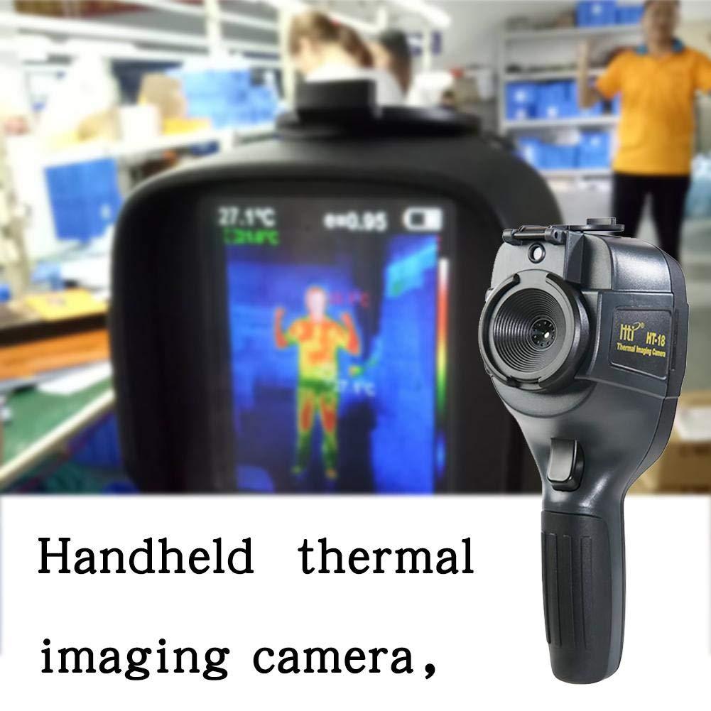 Handkamera Wärmebildkamera HT-18 Wärmebildkamera mit hoher Bildpunktkamera Handheld-Infrarot