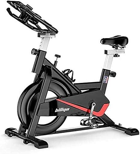 HAOSHUAI Bicicleta estática, pérdida diaria de peso en casa o ...