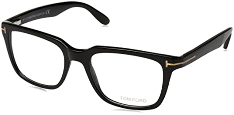 c3b5a061823 Tom Ford TF 5304 001 54 Black Eyeglasses  Amazon.ca  Clothing ...
