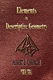 Elements of Descriptive Geometry, Albert Church, 1933998709