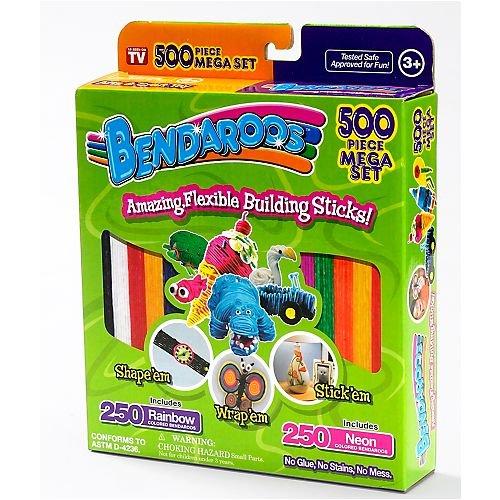 Bendaroos (500 Piece Mega Set)