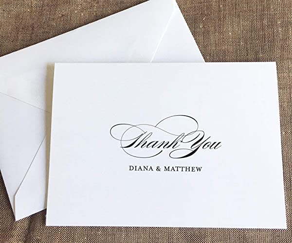 personalized wedding note cards monogrammed note cards personalized stationary set stationery set - Personalized Folded Note Cards