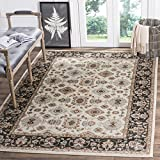 """Safavieh Lyndhurst Collection LNH332K Traditional Oriental Cream and Navy Area Rug 8′ (11 """" x 12′) Review"""