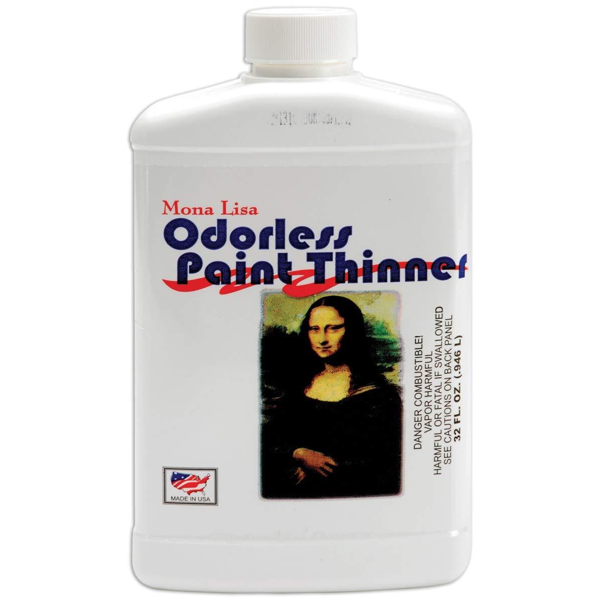 Mona Lisa 32-Ounce Odorless Paint Thinner by Mona Lisa