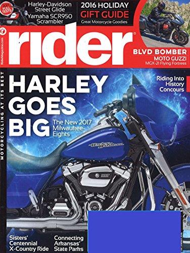 Rider Magazine - Rider