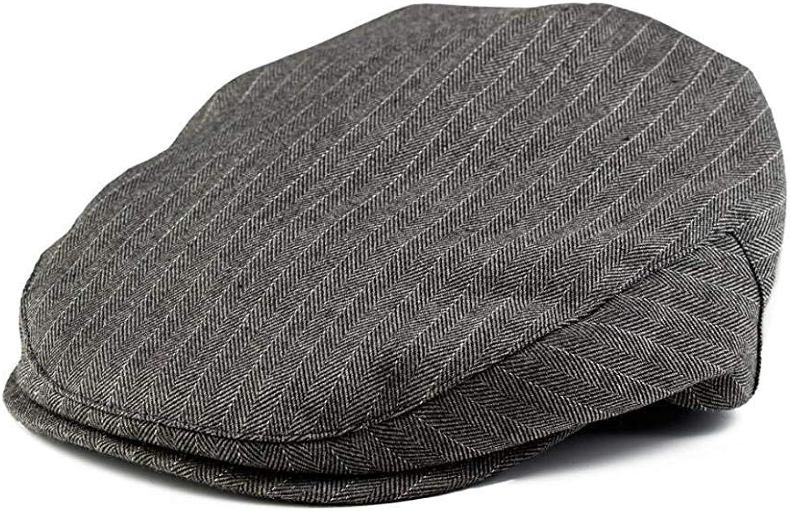 6f3544e08 Infant & Toddler Boys Pinstripe Driver Cap Baby Hat for Kids