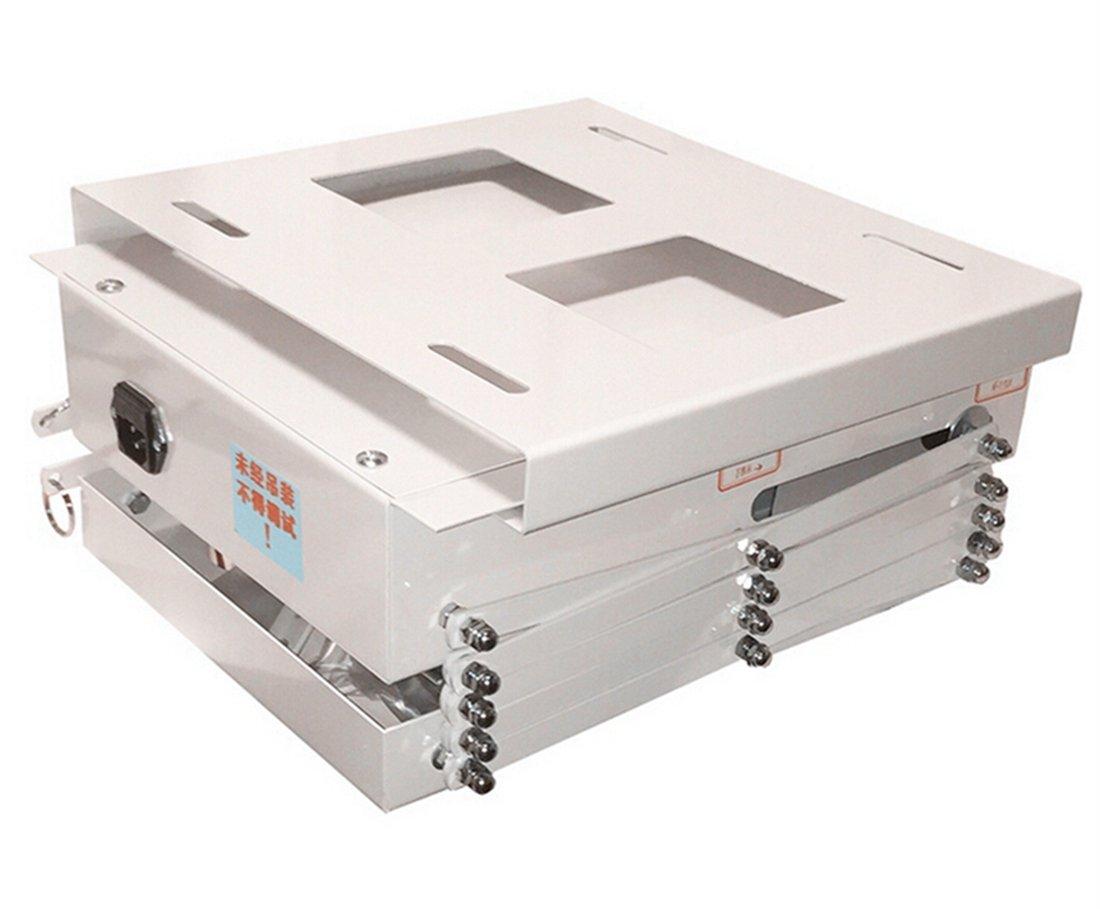 welljun Soporte de 70 cm eléctrico motorizado Proyector Proyector ...