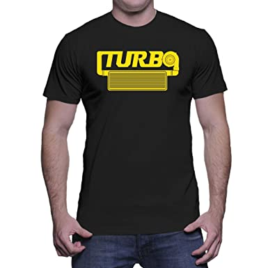 fb5234a80dd1e Amazon.com  HAASE UNLIMITED Men s Turbo T-Shirt  Clothing