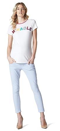ESPRIT Maternity Damen Nursing Ss Umstands-T-Shirt
