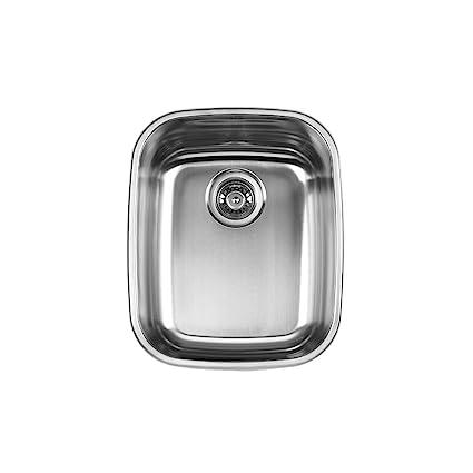Ukinox D376.10 Modern Undermount Single Bowl Stainless Steel Kitchen on stone forest sinks, elkay sinks, native trails sinks, kohler sinks, vigo sinks, kindred sinks, faber sinks, oceana sinks, houzer sinks, porcher sinks, ronbow sinks, decolav sinks, xylem sinks, moen sinks, rohl sinks,
