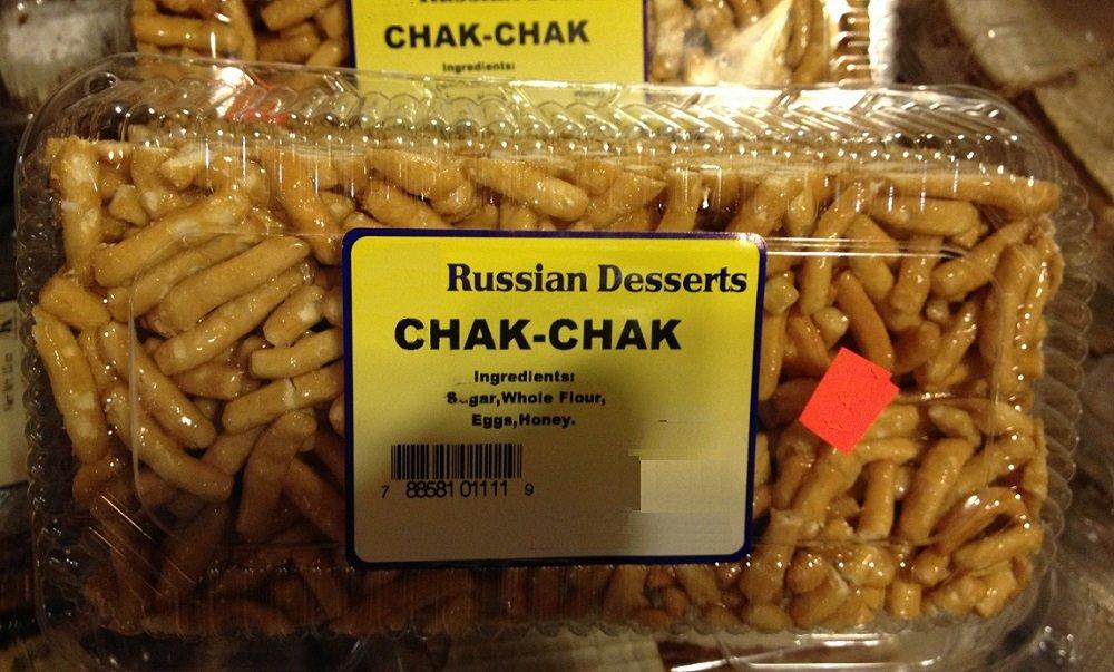 (pack of 2)Chak Chak Tatar Sweet 10.9oz/310g