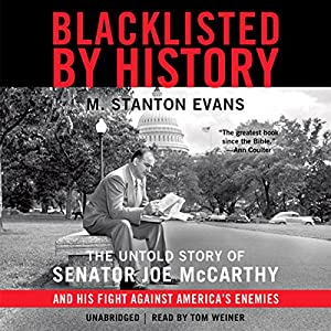 Blacklisted by History Audiobook