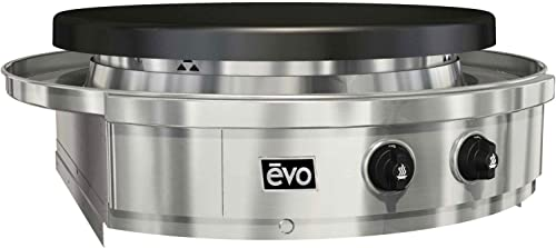 Evo Affinity Classic 30g Built-in Gas Grill – Propane