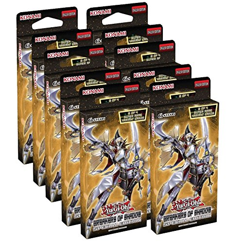 (YuGiOh Breakers of Shadow: Special Edition - Box of 10)