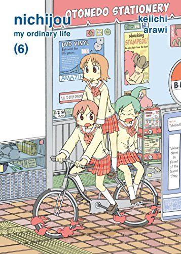 Nichijou, 6 by Vertical Comics