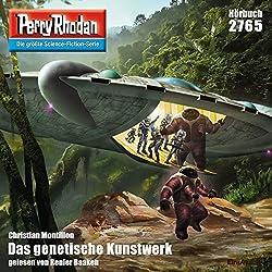 Das genetische Kunstwerk (Perry Rhodan 2765)