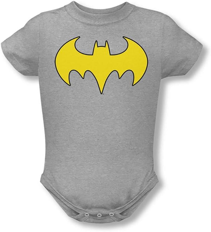 Batman Logo Symbol DC Comics Baby Infant Snapsuit