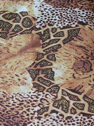 Solar Tan Thru Badehose Panty 142264 braun