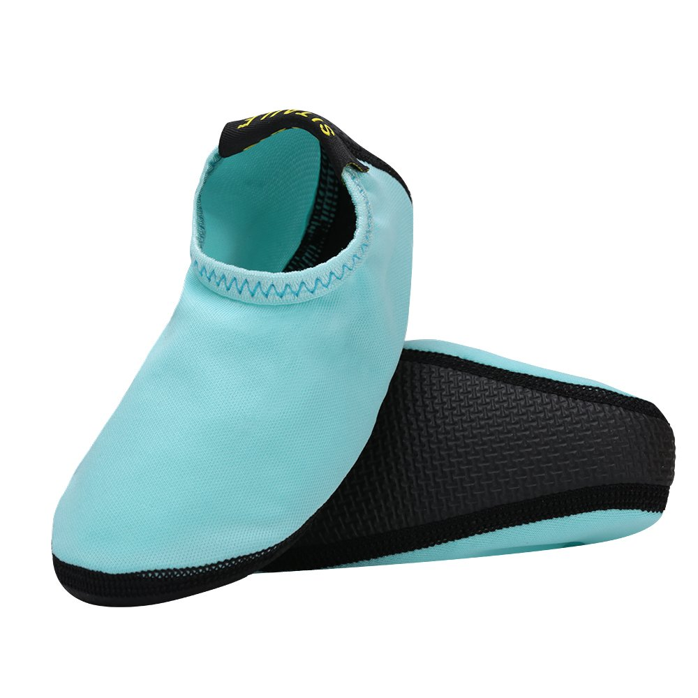 You&Me Baby Kids Aqua Swimming Shoes, Water Socks - Unisex Quick Dry Toddler Swim Shoes