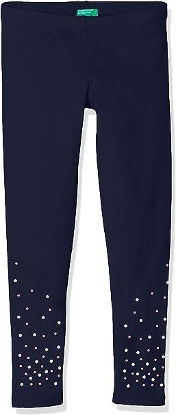 tema Plaga Canberra  United Colors of Benetton Leggings, Leggings Bambina, Blu (Blue 13c), 98  (Taglia Produttore: 2y): Amazon.it: Abbigliamento