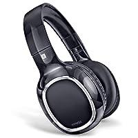 iBall Immerso Premium Bluetooth Headphone with Mic (Black)